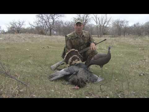 Turkey Hunting - 2009 Ray Eye Media Hunt - Central Nebraska Outfitters