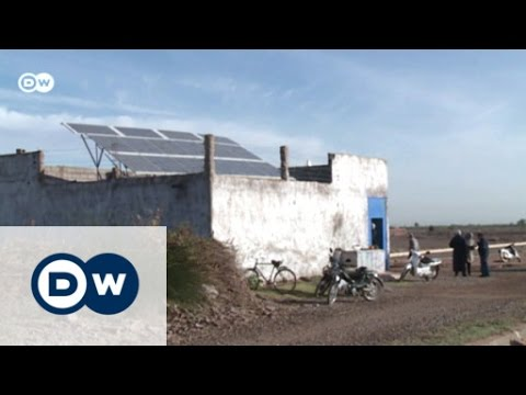 Solar-powered mosque | Eco-at-Africa