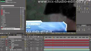 Создание графических подписей в видео