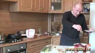 Готовим мясо бобра.(На сайте www.555hf.tv (интернет-телевидение) Вы можете посмотреть эту передачу полностью онлайн бесплатно. Смотр..., 2014-06-21T06:55:44.000Z)