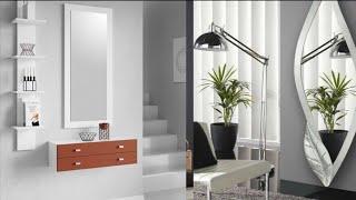 100  Stylish Wall Mirror Designs Ideas 2020