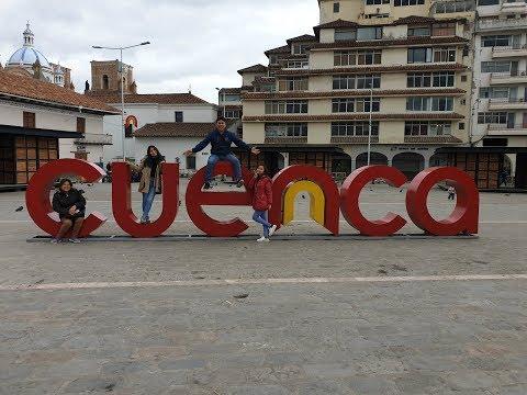 Cuenca, La Ciudad Más Bonita De Ecuador
