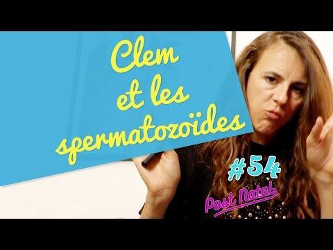 Clem et les spermatozoïdes - Post Natal