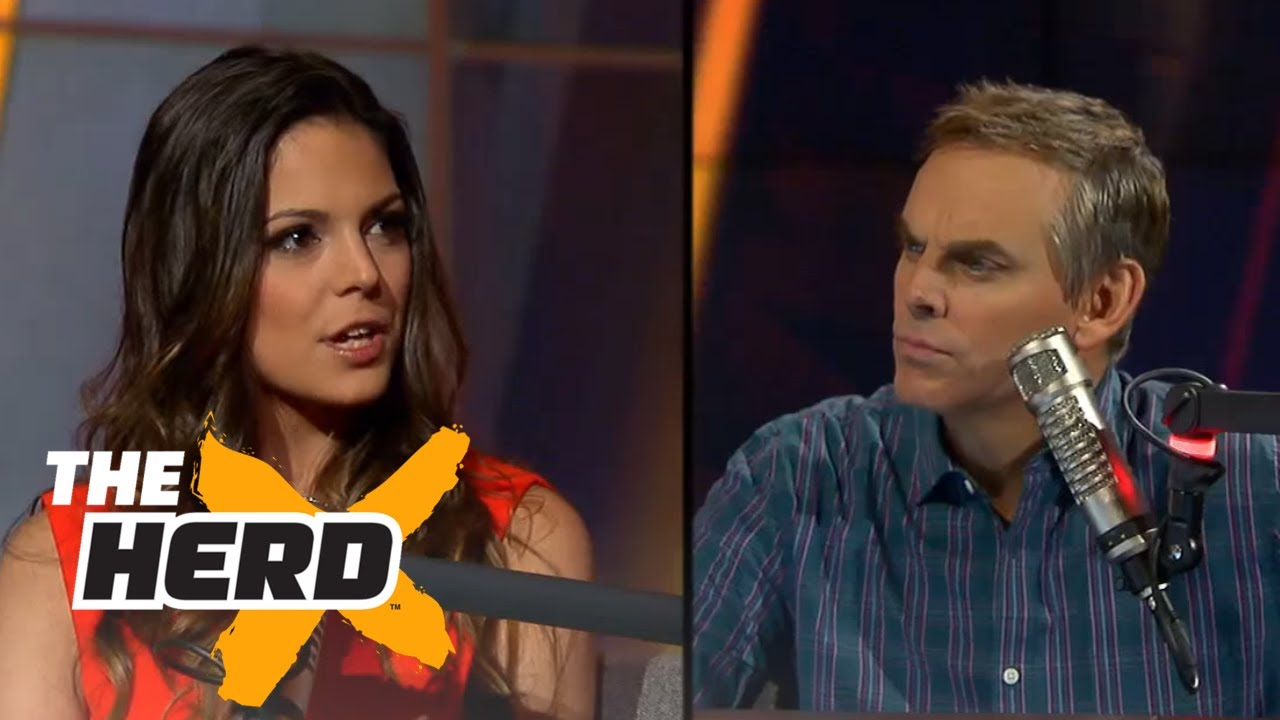 Katie Nolan: Don't be afraid to criticize my opinion because I'm a woman | THE HERD