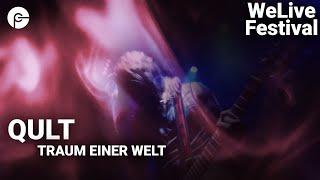 QULT - Traum einer Welt | WeLive Festival | Live im Schlachthof | Corona Special