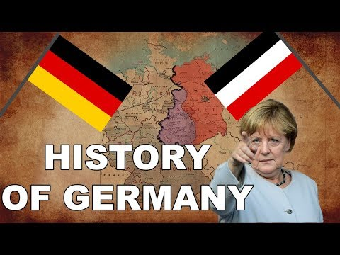 HISTORY OF GERMANY   The Animated German History In a Nutshell