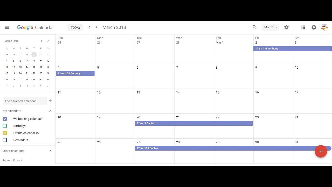 Sincronizzare Calendario Booking Con Airbnb.Booking Calendar Import Ics Feed Sync Bookings With
