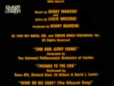 Tom and Jerry: The Movie End Credits