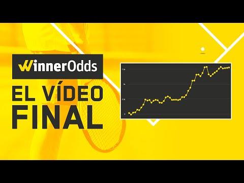 WinnerOdds - El Vídeo FINAL de mi RETO Haciendo APUESTAS DE TENIS