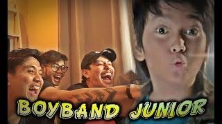 BOYBAND JUNIOR BECOME REAL DUDE!   SOD #ReactBoyband