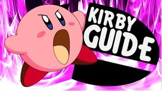 Kirby Strategy Guide - Super Smash Bros. Wii U/3DS (Moveset, Customs, Combos & Tech)