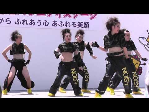 ダンス「Party Monster - Krewella」