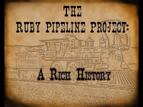 The Ruby Pipeline Project: A Rich History