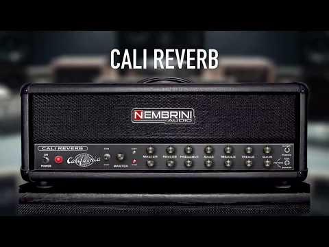 Cali Reverb Modern High Gain Guitar Amplifier Plugin