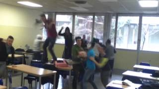 HARLEM SHAKE with my class | Have fun.