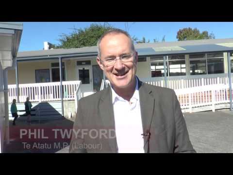 Phil Twyford: Why I'm backing Support Staff.