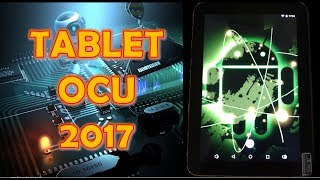 TABLET OCU 2017 DE 7,5 € Unboxing