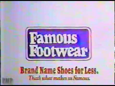 Famous Footwear Commercial (1992)
