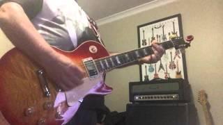 Break Into Your Heart - Iggy Pop - Josh Homme - Guitar Cover