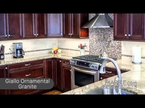 Top 5 Granites for Dark Cabinets
