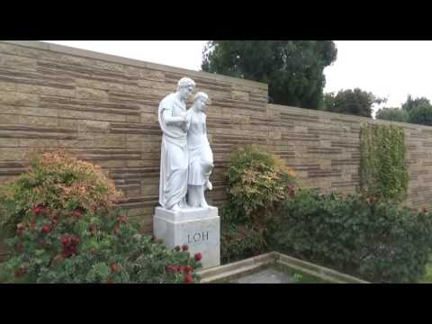 Forest Lawn Memorial Park in Glendale, California (Part 1)