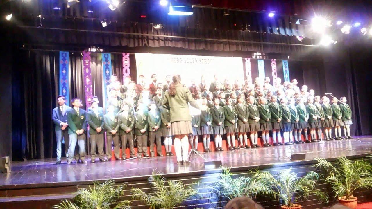 wynbergallen senior school choir youtube