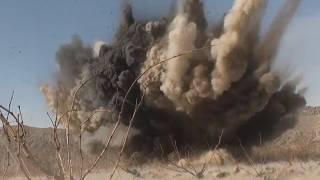 DANGER CLOSE WEAPONS CACHE EXPLOSION