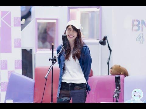 BNK48 - Digital live studio เพื่อนร่วมทาง ร้องโดย Jan BNK48
