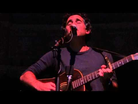 Joshua Radin - You got growing up to do @ Amsterdam