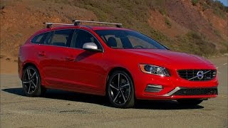 Car Tech - 2015 Volvo V60 T6 R Design