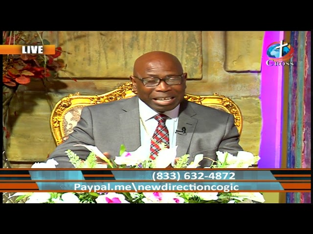 God Is Great with Bishop Raymond E. Watts 07-01-2019