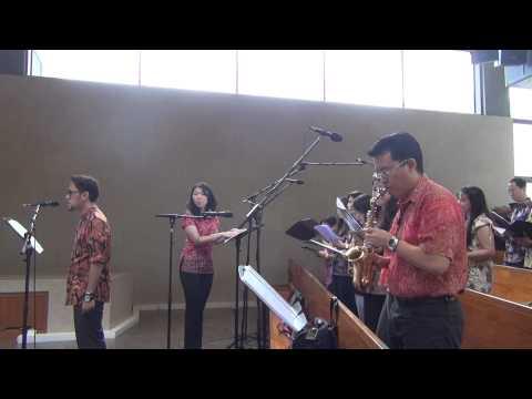 Panis Angelicus by Swasmota Choir feat. Anto Noel