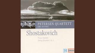 Piano Quintet in G Minor, Op. 57: III. Scherzo: Allegretto