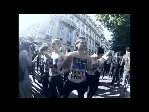 FEMEN - FREEDOM THROUGH ACTION
