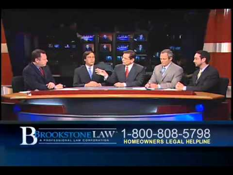 Brookstone Law - Examples of Current Lawsuits: Ronald v. Bank of America
