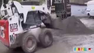 Best Collection of Crazy Construction, accidents, Fails, Funny Videos mp4