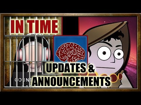 In Time: Announcements and Updates