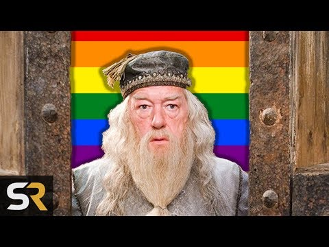 5 Facts About Dumbledore The Harry Potter Movies Don't Tell You