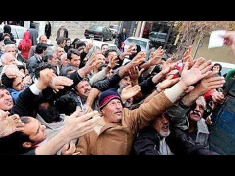 22% معدل ارتفاع الفقر في إيران  - نشر قبل 2 ساعة