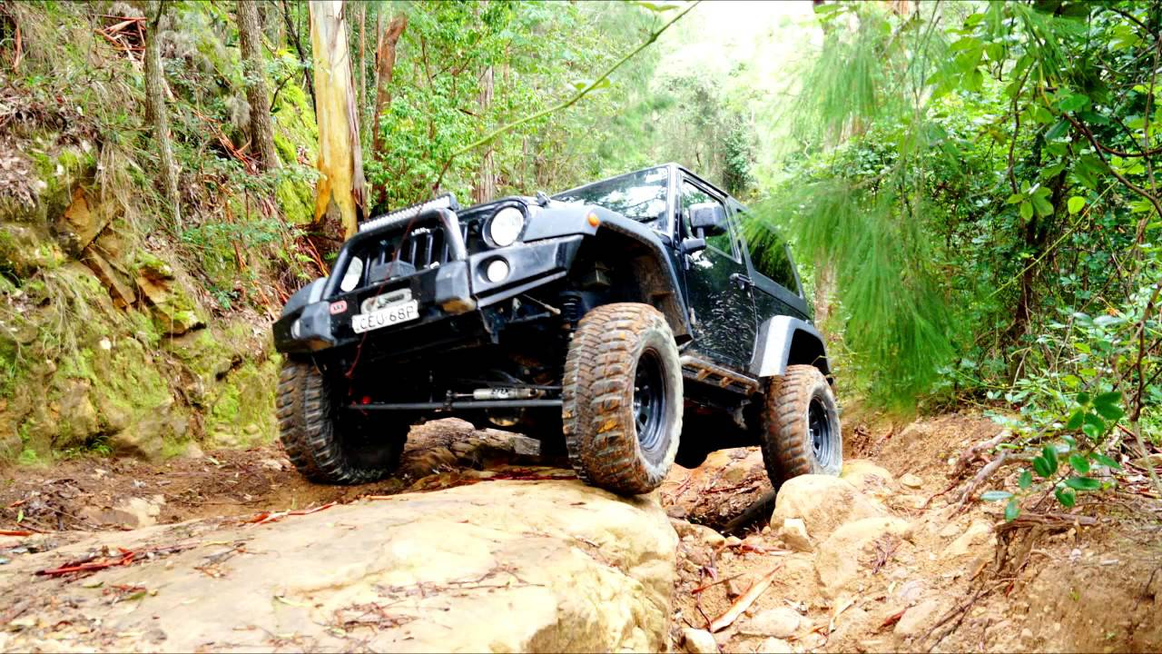 TJ Wrangler , more than just a Jeep ,its a way of life. - YouTube