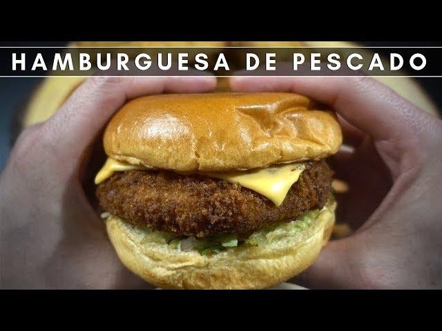 Hamburguesa de Pescado con queso | La Capital