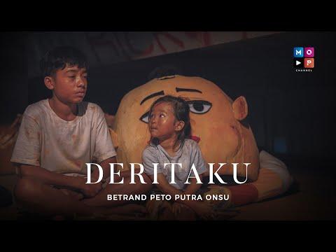 Download BETRAND PETO PUTRA ONSU - DERITAKU    Mp4 baru