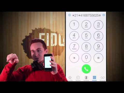 Instructions for Call Forwarding Fido