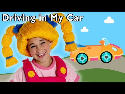 Driving in My Car and More | Wheels on the...