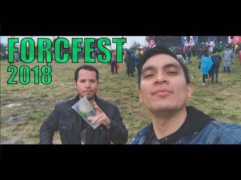 Vlog #3: FORCEFEST 2018 SLAYER SYSTEM NOFX