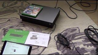 Як підключити кінект до Xbox Один X