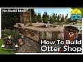 How To Build an Otter Shop :: ARK: Building w/ Fizz (No MODS)