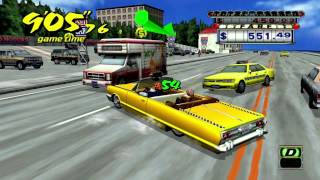 Crazy Taxi: Fare Wars - Orange Wednesday