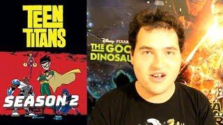 """Teen Titans - Season 2"" - TV Show Review"