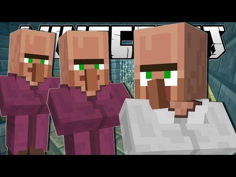 Minecraft | DR TRAYAURUS' ESCAPE!!